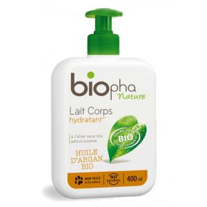 Хидратиращо мляко-лосион за тяло с арган- BioPha