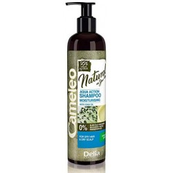 Натурален хидратиращ шампоан за суха коса Cameleo – Delia