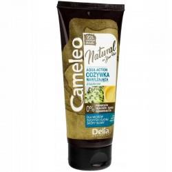 Натурален хидратиращ балсам за суха коса Cameleo – Delia