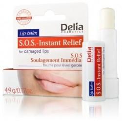 Балсам за напукани устни S.O.S. Instant Relief – Delia