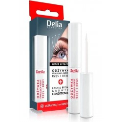 Балсам- серум за растеж на мигли и вежди – Delia