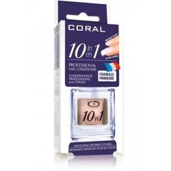 Балсам за нокти 10 в 1 Coral – Delia
