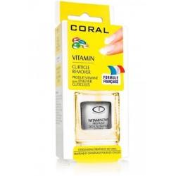Балсам за нокти за премахване на загрубяла кожа около ноктите Coral – Delia