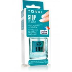 Балсам за чупливи нокти с Кератин Coral Stop Nails Splitting – Delia