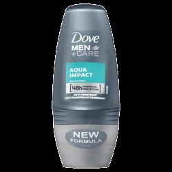 Рол-он за мъже против изпотяване Dove Aqua Impact – Dove