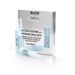 Ампули за третирана коса с течни кристали и коприна Bio Oil – BioPharma