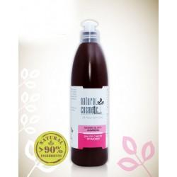 Био душ-гел за тяло за чувствителна кожа с масло от жасмин Relax 24 – Natural Cosmetic