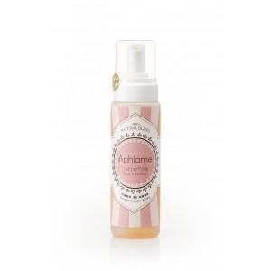 Почистваща био пяна за лице за чувствителна кожа с екстракт от рийта, жасмин и масло от моринга Aphlame – Natural Cosmetic