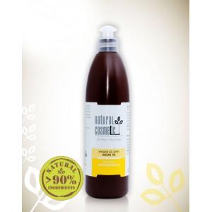 Хидратиращ био душ-гел за тяло с арганово масло Relax 24 – Natural Cosmetic