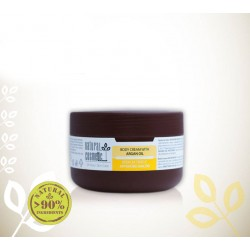 Хидратиращ био крем за тяло с арганово масло Relax 24 – Natural Cosmetic