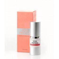 Натурален околоочен крем с българско розово масло Rosa Pretiosa – Natural Cosmetic