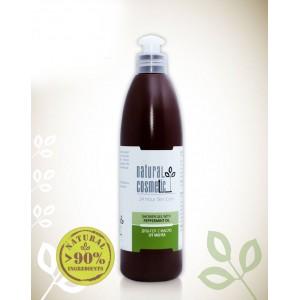 Освежаващ био душ-гел за тяло с масло от мента Relax 24 – Natural Cosmetic