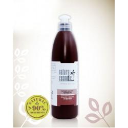 Тонизиращ био душ-гел за тяло с масло от ветивер Relax 24 – Natural Cosmetic
