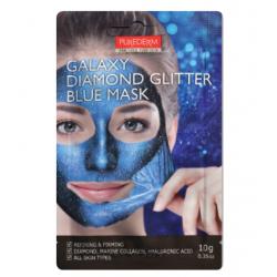 Диамантена маска за лице с Морски колаген и хиалуронова киселина - Purederm