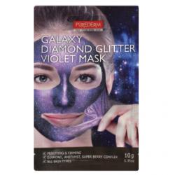 Диамантена маска за лице с Горски плодове Violet - Purederm