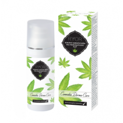 Коригиращ крем за проблемна кожа Cannabis Derma – Ryor