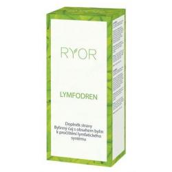 Билков чай за детоксикация на лимфната система с филтър Lymfodren – Ryor