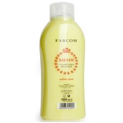 Професионален балсам за всички типове коса 1000 ml – Farcom