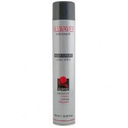 Лак за коса със силна фиксация против влага – Allwaves